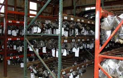 Selecting The Best Code For Auto Parts Warehouse