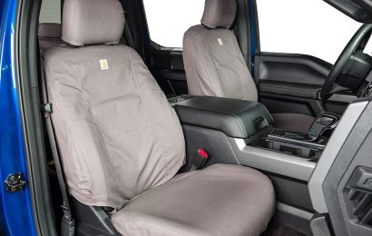 Four Reasons to Choose Custom Car Seat Covers