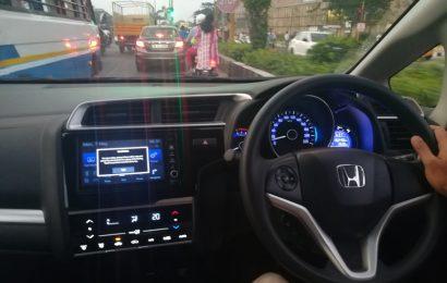 Honda Amaze, Track Test
